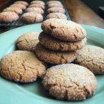 Chai Sugar Cookies (V/GF)